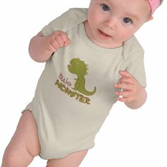 Have you got your own little monster! This is another awesome design for babies and kids by Awesome Street. Click the link below for more products with this design.    http://www.zazzle.co.uk/little_monster_customisable_shirts-235879947476771313
