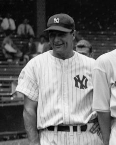 #LouGehrig started his MLB career #otd. Hear from the man who later replaced him