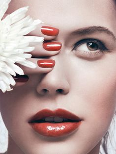Cyril Lagel – Beauty red « Whitezine | Design Graphic & Photography Inspirations