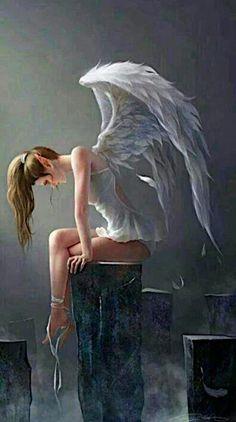New Fantasy Art Angels Beauty Paintings 65 Ideas Dark Fantasy Art, Fantasy Art Angels, Fantasy Kunst, New Fantasy, Fantasy Fairies, Bff Drawings, Cool Drawings, Angel Artwork, Angels Beauty