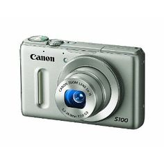 #9: Canon PowerShot S100 12.1 MP Digital Camera with 5x Wide Angle Optical Image Stabilized Zoom (Silver)