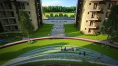 2 & 3 BHK Apartments in Noida Extension Luxury Apartments, Golf Courses