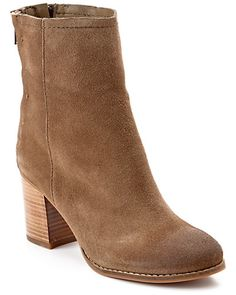 """Rue La La — Seychelles """"Can't You See"""" Suede Ankle Boot"""
