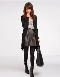 Comptoir Des Cotonniers Really love this whole outfit for dressier fall days Fall Outfits, Casual Outfits, Fashion Outfits, Womens Fashion, Mode Chic, Mode Style, Office Fashion, Work Fashion, Cooler Look