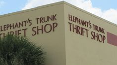 Elephants trunk thrift store venice florida