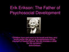eric erickson stages of development | Erik Erikson Family