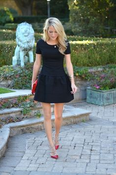 Wholesome Fashion: Office Chic: LBD