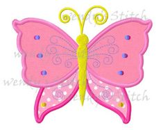 INSTANT DOWNLOAD Tutu Cute Applique Machine by EmbroideryLand