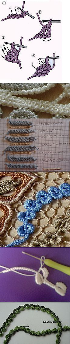 Шнурок, тесьма, кайма крючком. Схемы, МК. Большая подборка. Crochet Cord, Thread Crochet, Crochet Motif, Crochet Crafts, Freeform Crochet, Crochet Lace, Crochet Projects, Crochet Flowers, Doilies Crochet