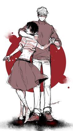 KILLING STALKING by minatan-minamo.deviantart.com on @DeviantArt