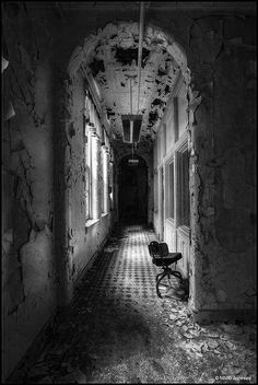Hudson River Hospital - haunted
