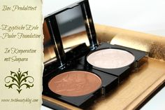 #beauty #ikos #sanpura #makeup #egyptischeerde #puderfoundation #pudermakeup #testbeautyblog #produkttest #sponsored