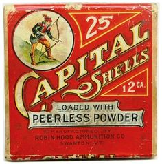 Capital Shells label