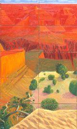 Love Hockney's paintings