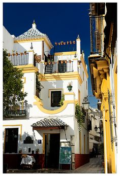 Seville - Andalusia, Spain Just up the lane is where I stayed in Sevilla 2015 Places Around The World, Oh The Places You'll Go, Places To Travel, Places To Visit, Around The Worlds, Malaga, Andalusia Travel, Spain Travel, Andalusia Spain