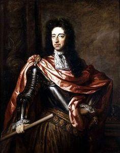 Koning-stadhouder Willem III - Sir Godfrey Kneller, 1680