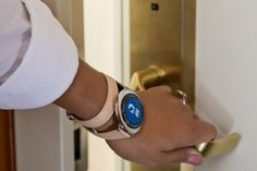Carnival Cruises's New Wearable Acts As A Digital Concierge For Guests    The Ocean Medallion bracelet offers a built-in room key, room service ordering, reservation management and even entertainmentGet More Ideas With The PSFK Daily Newsletter   http://www.psfk.com/2017/01/carnival-cruisess-new-wearable-acts-as-digital-concierge-for-guests.html