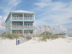Homes, Single Family Vacation Rental - VRBO 283033 - 14 BR Gulf Shores Central House in AL, 14 Bedroom Gulf Front W/ Private Gulf Front Pool