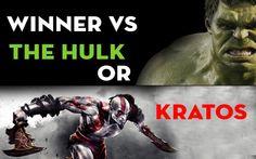 Hulk Vs Kratos Who Wins?