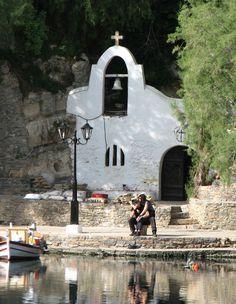 agios nicolaos, crete - greece