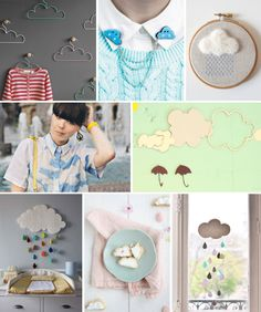 Mood Board Monday: Clouds (http://blog.hgtv.com/design/2013/07/15/mood-board-monday-clouds/?soc=pinterest)