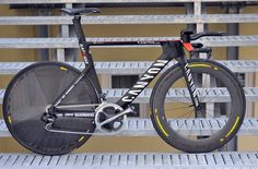 If today's #Giro result is any indication, this could be a fast bike! Nice looking too (via @velonews)