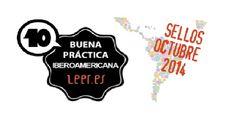 Sellos Buena Práctica Iberoamericana Leer.es de octubre