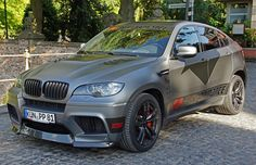 Cam Shaft Premium Wrapping BMW X6M