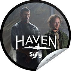 Haven Season 4: Crush