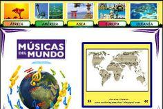 Fantástico WIX sobre Músicas del mundo publicado en el blog de L'andariega musical