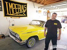 Imperials Car Club Chevrolet Soft Top