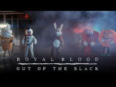 Royal Blood - Out Of The Black (Official Video) - YouTube