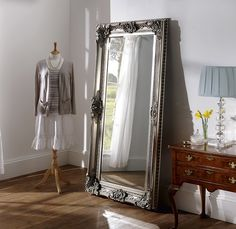 Please note this is a made to order item and can take 4 - 6 week for production     This elegant Bilbao mirror exudes elegance and class creating a stunning focal point in any home. The beautiful mirror offers an eye catching design that has been designed to integrate into either a