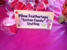 Frugalista Mamas: Lalaloopsy Birthday Party - Buttons Everywhere!