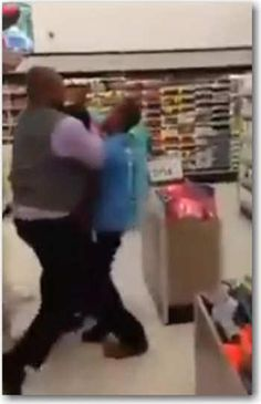 300 pound Walgreens employee manhandle little shoplifter in Chicago; Man vs Train video