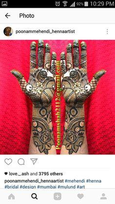 Mehndi Designs Book, Modern Mehndi Designs, Dulhan Mehndi Designs, Mehndi Design Pictures, Beautiful Mehndi Design, Arabic Mehndi Designs, Mehndi Designs For Hands, Bridal Mehndi Designs, Mehendi