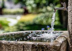 Berquellwasser Fountain, Outdoor Decor, Water Fountains