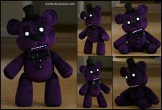 Five Nights At Freddy's Shadow Freddy by roobbo on DeviantArt