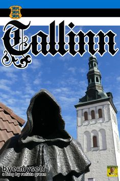 Pinnable Picture on the Post on TALLINN - between the poles of history and creativity St Olaf, Europe Travel Tips, Travel Destinations, The Transfiguration, Tourist Information, European Destination, Old City, Walking Tour, Public Transport