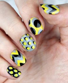 50 Fall Nails Art Designs That You Will Love