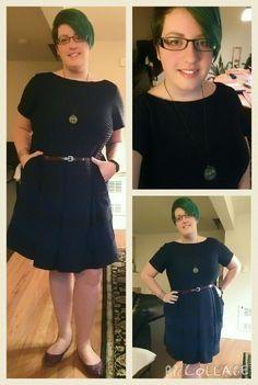 Gwynnie Bee dress from Taylor Dresses