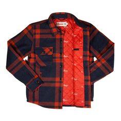 Rainier Shirt Jacket | Casual Industrees