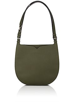 We Adore: The Weekend Small Hobo Bag from Valextra at Barneys New York