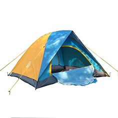 Aotu Tents 2 persons 4 persons options available 4 -- More info could be found at the image url.