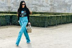Tommy Ton Shoots the Best Street Style at the Fall '15 Shows - Gallery - Style.com PFW