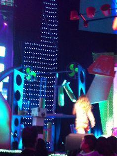 Belinda en los Kids Choice Awards Mexico 2012 - Show 09