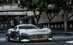 Mercedes Benz AMG Vision Gran Turismo Concept Unveiled At Los Angeles Auto Show Mercedes Benz Amg, Mercedes Car, Ferrari Car, Bugatti, Maserati, Bmw I8, Supercars, Mercedes Concept, Mercedes Wallpaper