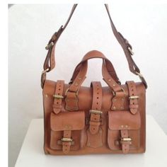 Tip: Mulberry Shoulder Bag (Brown)