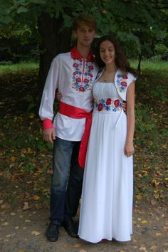 UKRAINIAN National dresses