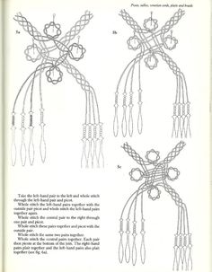 Practical Skills in Bobbin Lace - Bridget Cook Bobbin Lace Patterns, Embroidery Patterns, Knitting Patterns, Crochet Patterns, Victorian Lace, Antique Lace, Romanian Lace, Bobbin Lacemaking, Lace Art